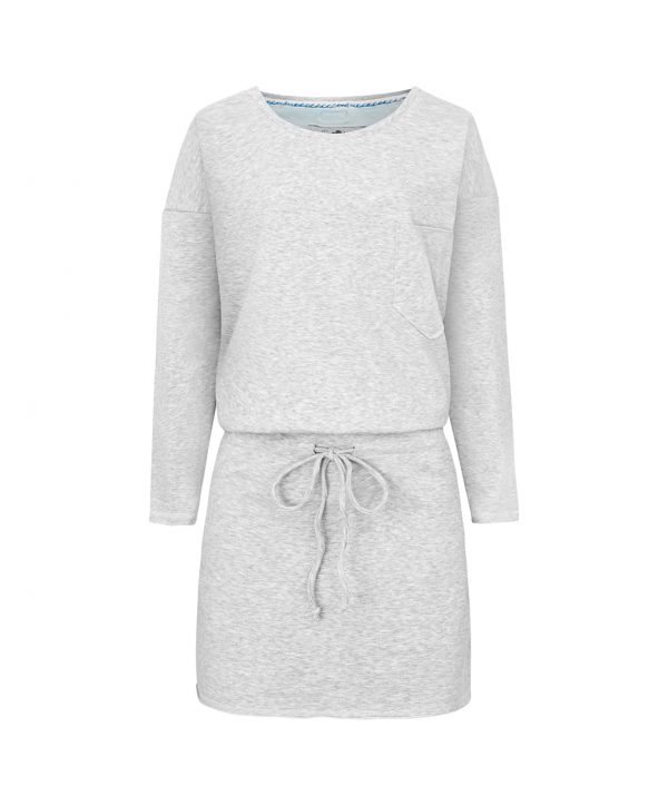 Evokaii Women Surf Dress Layback Grey Front