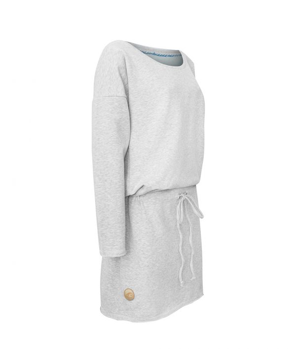 Evokaii Women Surf Dress Layback Grey Side