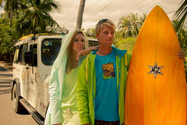 Evokaii Women Surf Fashion Hoodies Catalogue 2015-16