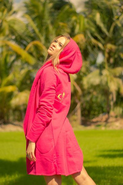 Evokaii Women Surf Fashion Hoodies Milena Krawetz Mui Ne Summer Hood