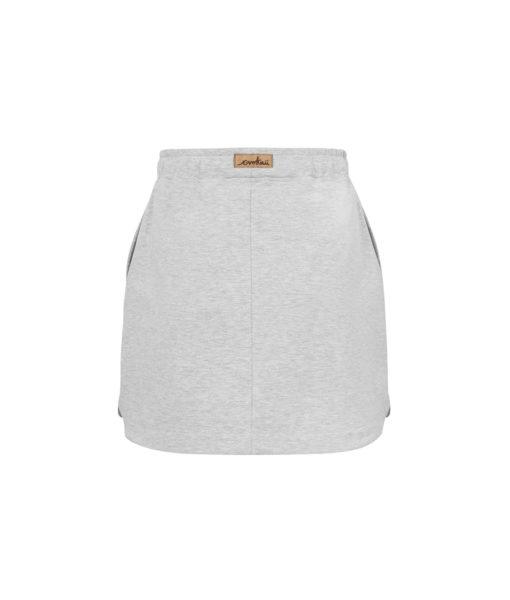 Evokaii Women Surf Skirt Keg Grey Back