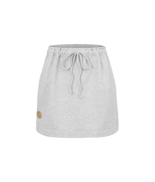 Evokaii Women Surf Skirt Keg Grey Front
