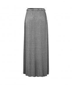 Evokaii Women Surf Style Skirt Goree Dark Grey Back