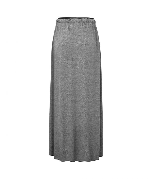 Evokaii Women Surf Style Skirt Goree Dark Grey Back