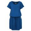 Evokaii Women Surf Style Kauai Dress Navy Front
