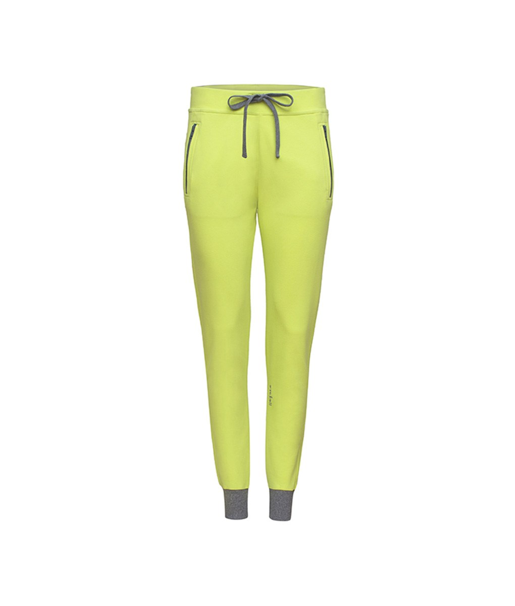 Evokaii Women Surf Style Pants Mermaid Green Front