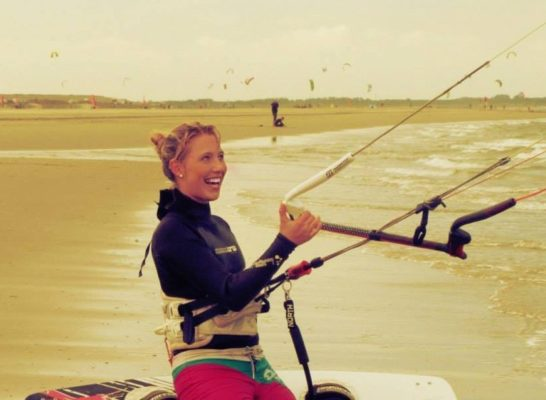Evokaii Family Nadine Stippler KiteSurf Netherlands
