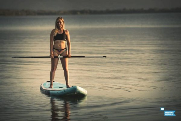 Evokaii Family Nadine Stippler StandUpPaddle