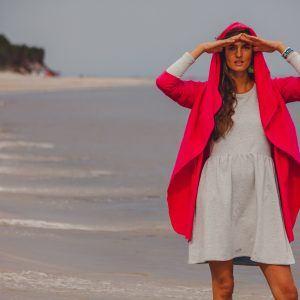 Evokaii Summer Hood Pink