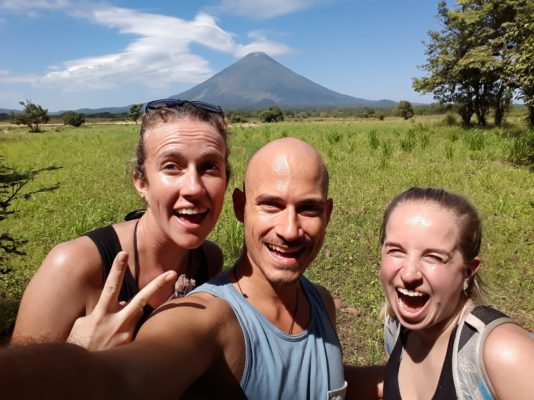 Ometepe Volcano Gang On Discovery