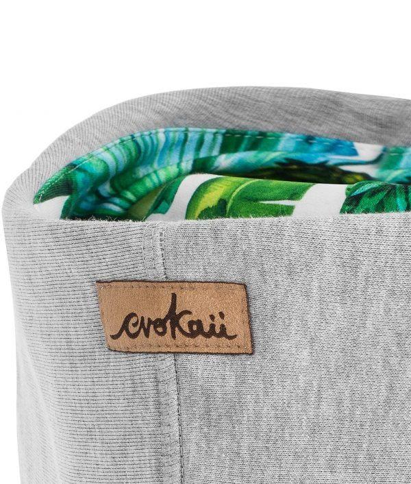 Tropikalna bluza w ananasy z kapturem