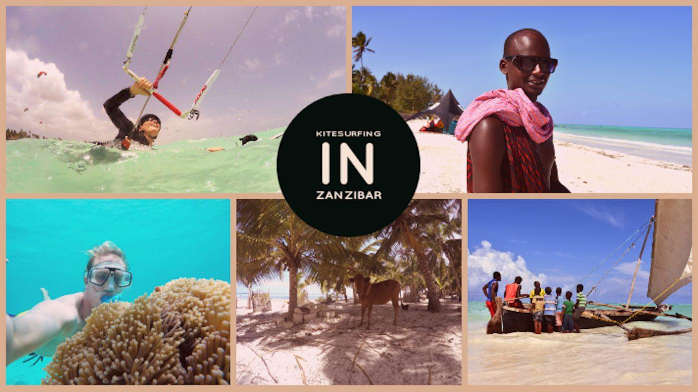 Top Kitesurf Destination For 2020 - Zanzibar