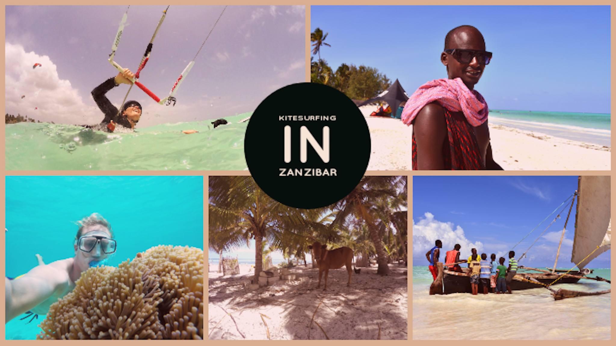Top Kitesurf Destination For 2020 - Zanzibar
